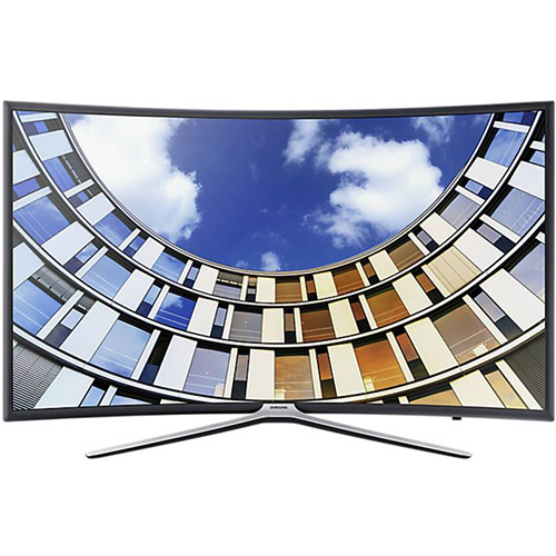 Samsung Series 6 123cm (49 inch) Full HD Curved LED Smart TV 49M6300